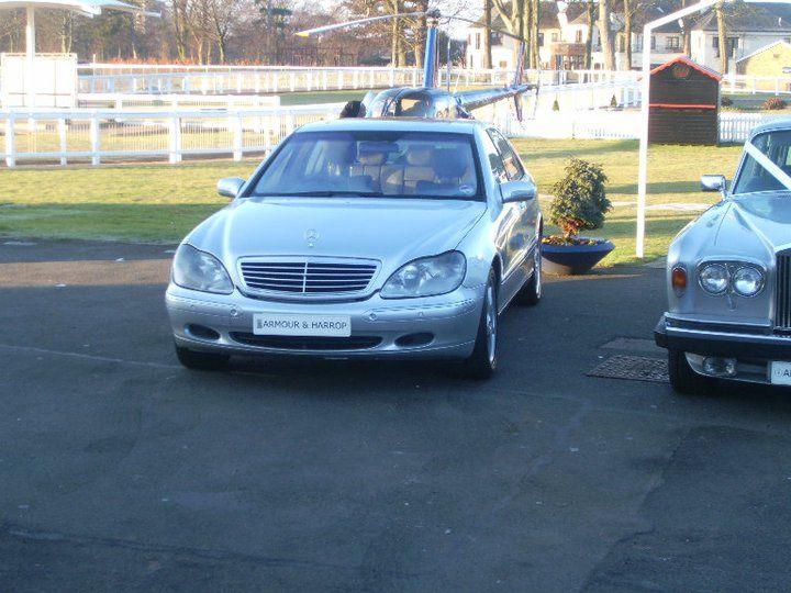 Wedding Mercedes
