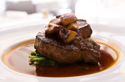 Delicious steaks & other grills