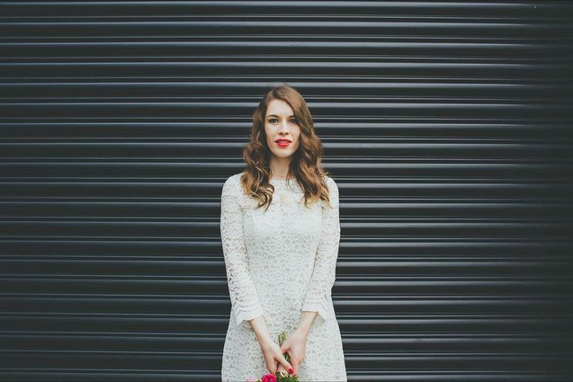 Beauty, Hair & Make Up Lipstick and Curls 5