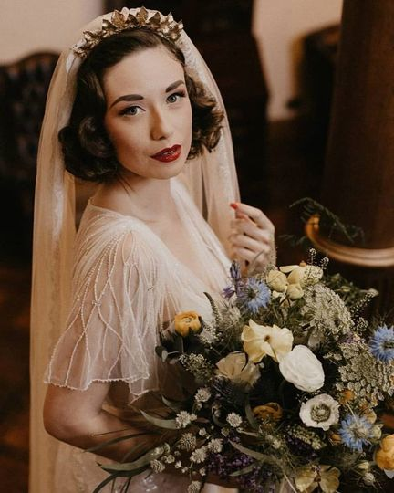 Beauty, Hair & Make Up Lipstick and Curls 58