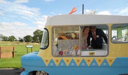 Steve's Ices - Ice Cream Van