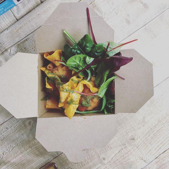 Mac'n'cini - street food style