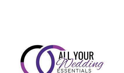 All Your Wedding Essentials 1