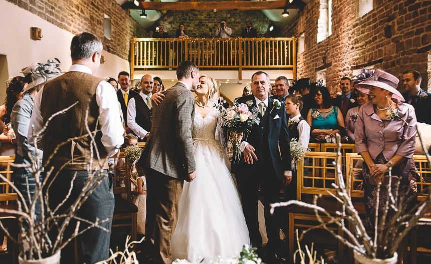The Ashes Exclusive Country House Barn Wedding Venue 21