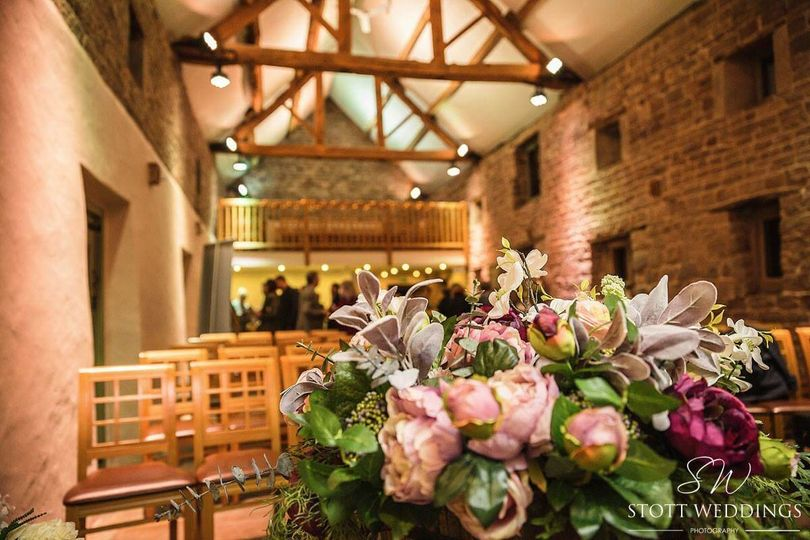 The Ashes Barns and Country House
