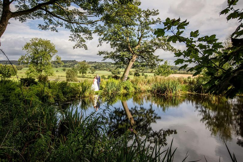 The Ashes Exclusive Country House Barn Wedding Venue 24