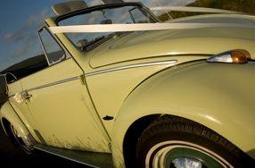 1964 VW beetle cabriolet