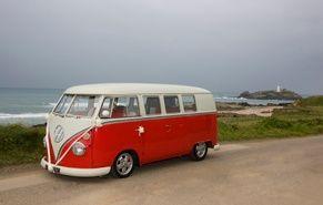1965 VW Splitscreen bus