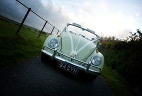 Unique bridal car