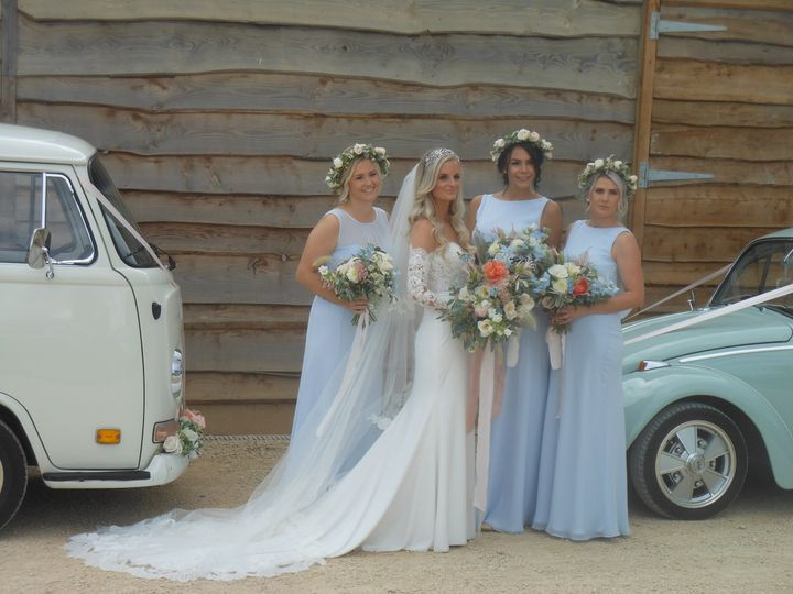Symondsbury wedding