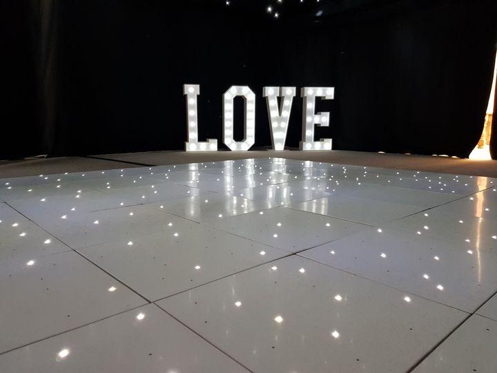 4 ft Light Up LOVE Letters