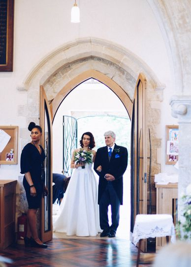 The wedding day coordinator