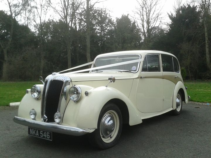 1952 Daimler Consort