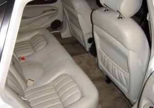 Jag XJ comfy seats
