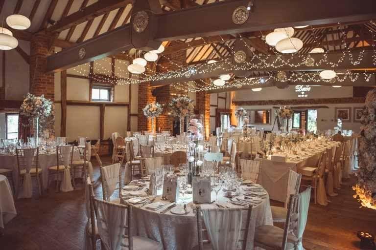 Lainston House Hotel - Dawley Barn