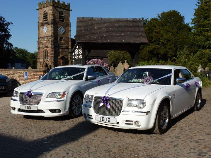 Cars and Travel Cheshire & Lancashire Wedding Cars 18