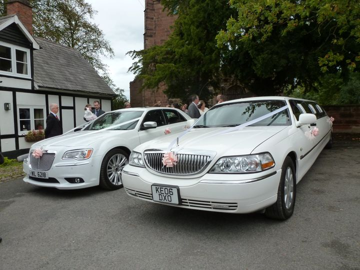 Cars and Travel Cheshire & Lancashire Wedding Cars 19