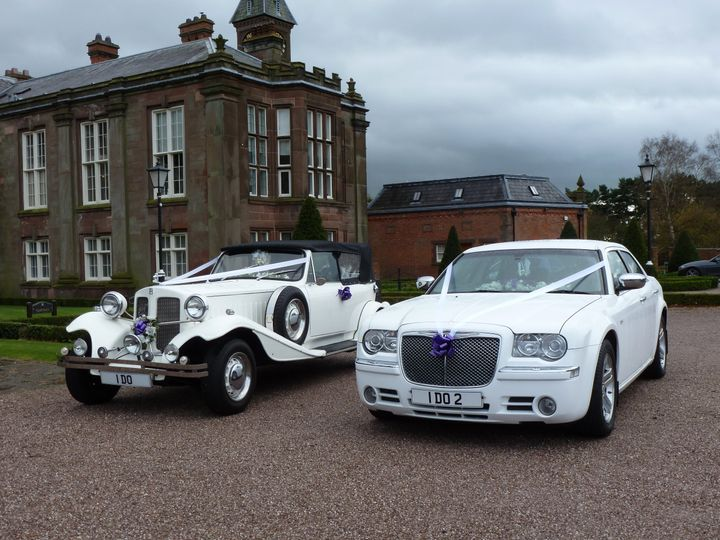 Cheshire & Lancashire Wedding Cars