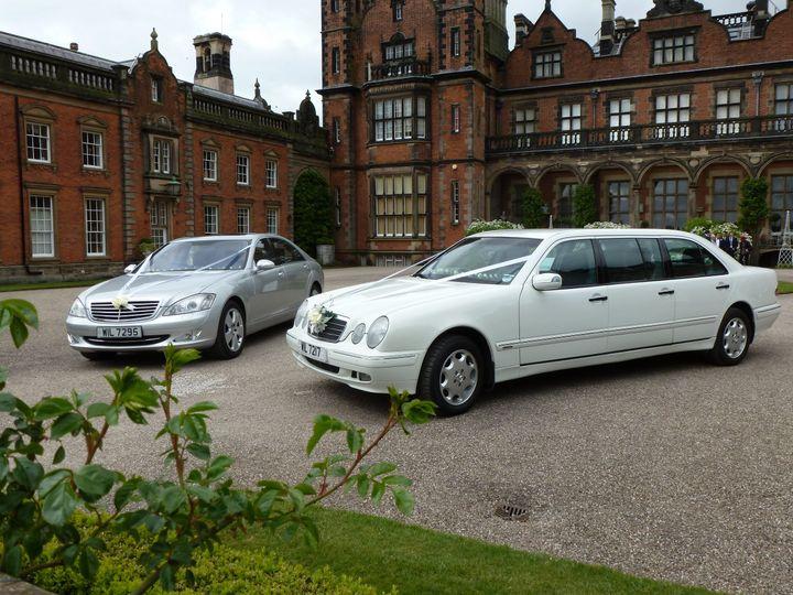 Wedding Cars Cheshire & Lancashire Wedding Cars 5