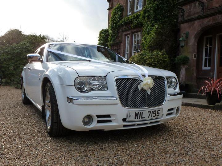 Wedding Cars Cheshire & Lancashire Wedding Cars 12