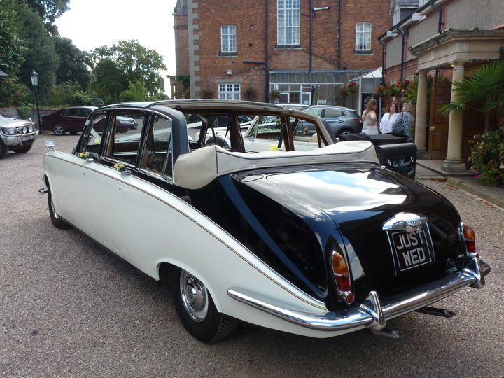 Wedding Cars Cheshire & Lancashire Wedding Cars 14