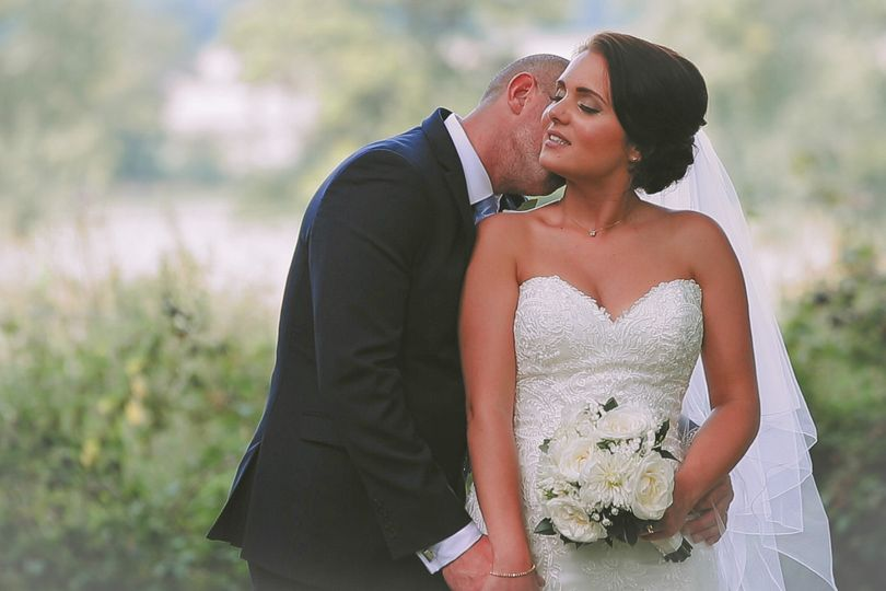 The bride and groom - Our Wedding Company