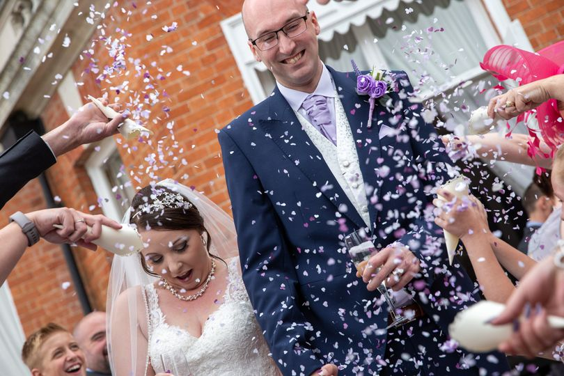 Delight for the newlyweds - Our Wedding Company