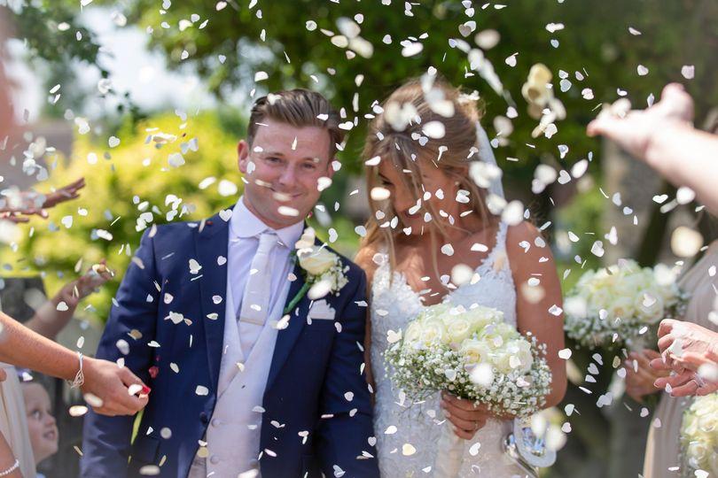Newlyweds - Our Wedding Company