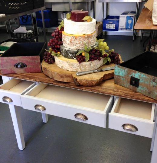 'Cheese' Cake
