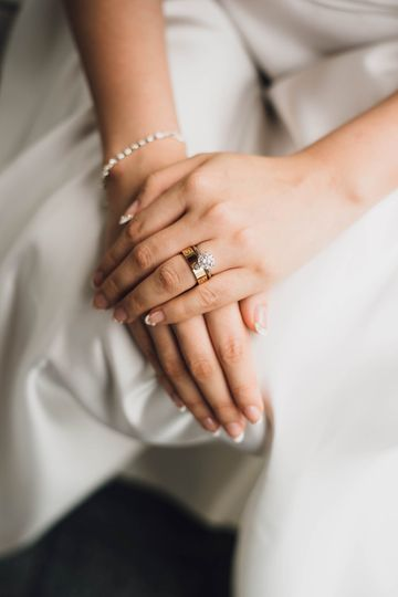 Molly Ann Photography - The wedding ring