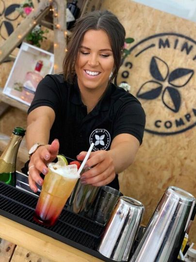 Mobile Bar Services Mint Cocktail Company 1