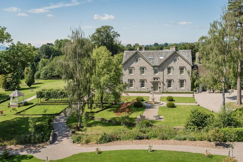 Lemore Manor Herefordshire Venue