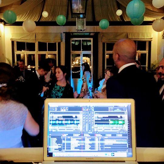 Music and DJs Atmospheric Audio - Wedding DJ 10