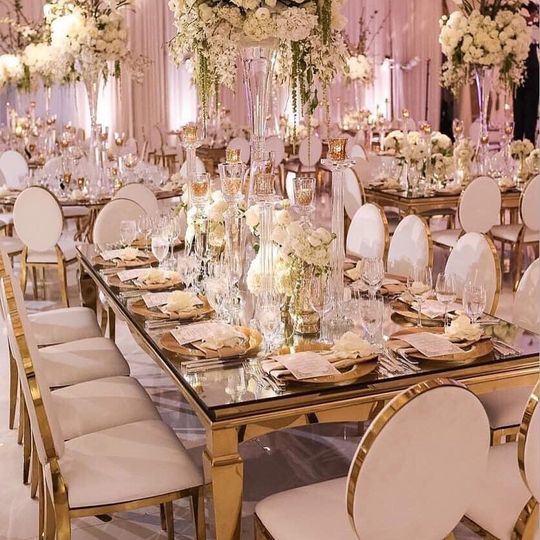 Luxury and bespoke wedding