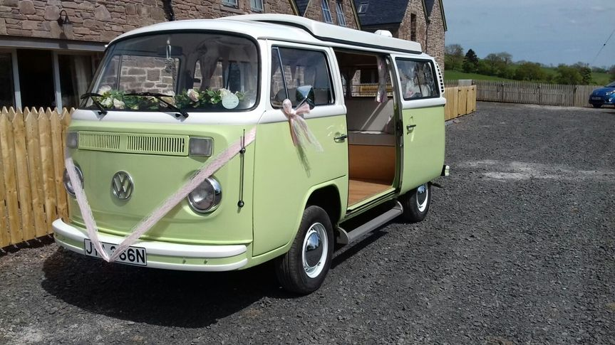Moomin VW 6 seater