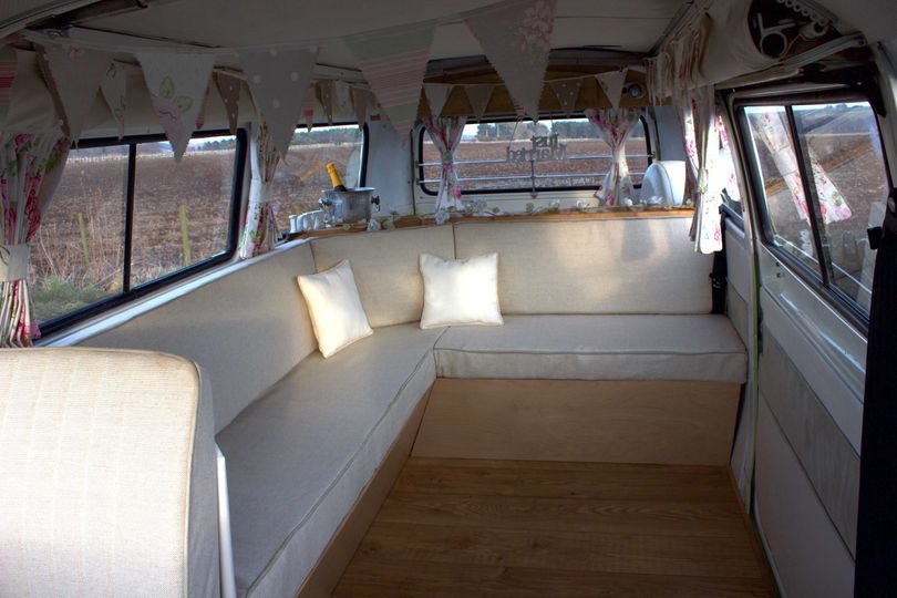 Moomin 6 seater interior