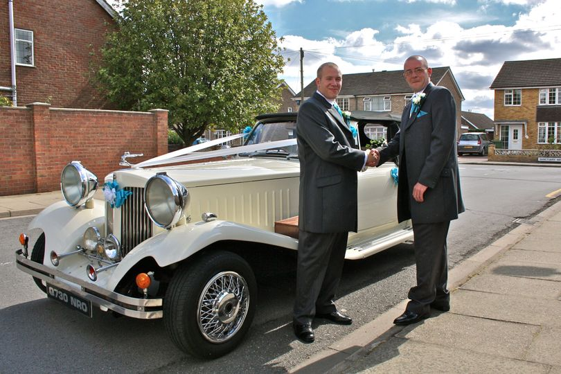 Beauford 1930's style