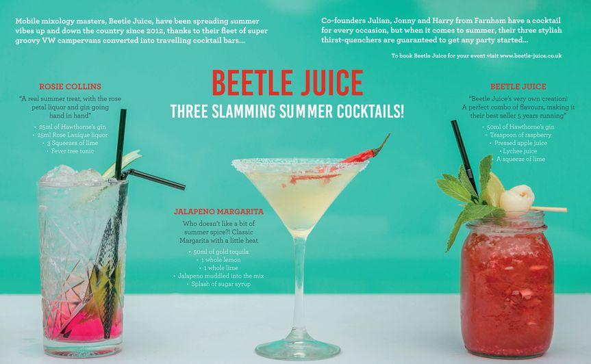 Mobile Bar Services Beetle Juice 38
