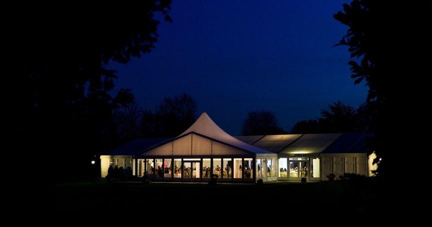 The Pavilion - Evening