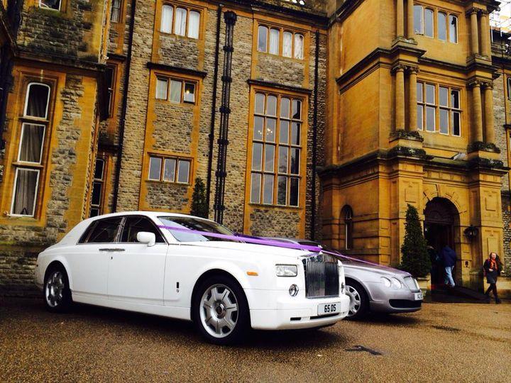 Phantom & Bentley