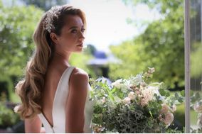 Katrina Kelly Wedding Hair