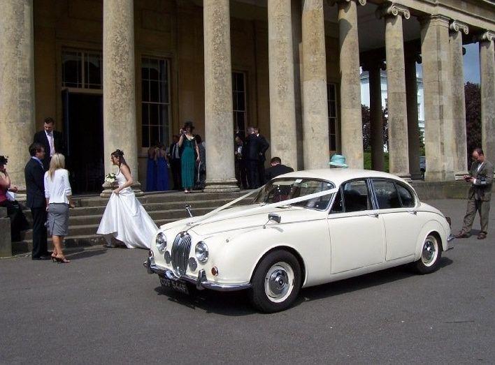 Jaguar 240 MkII