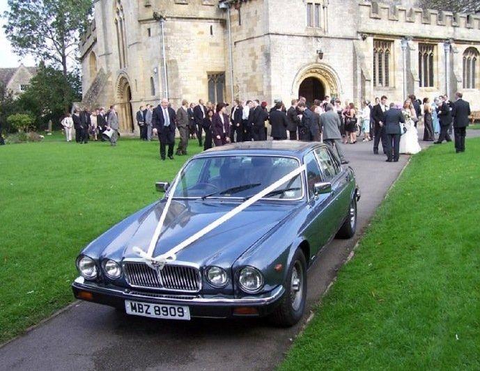 Jaguar V12 Sovereign