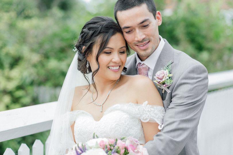 The happy couple - Erika Rimkute Photography