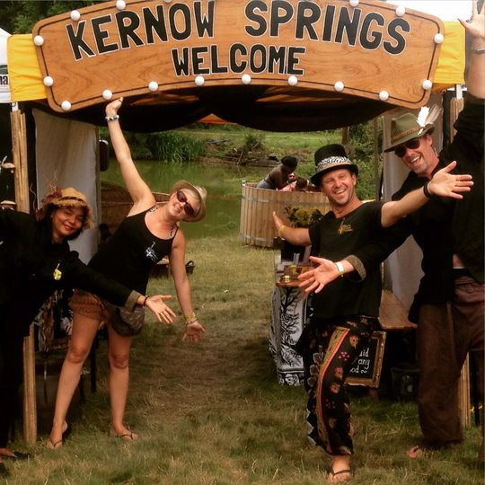 The Kernow Springs Crew.....