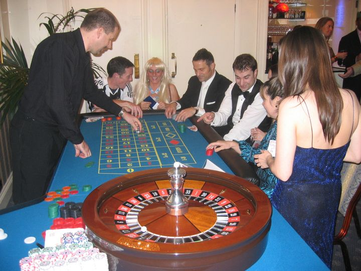 Corporate Casino Hire