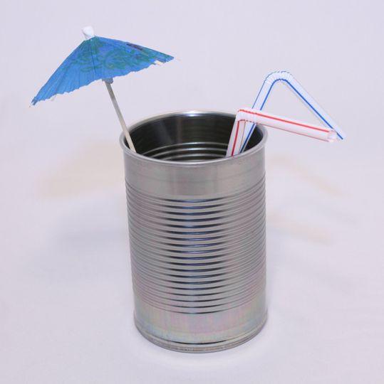 Cocktail tin