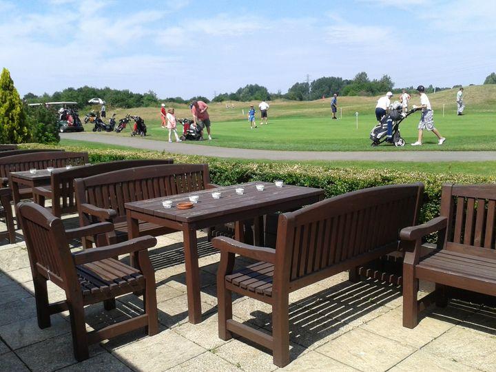 Mill Green Golf Club 12