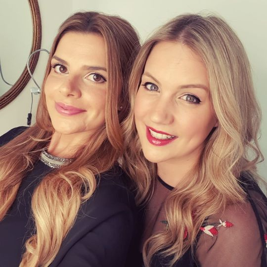 Cat & Charlotte - Hair and Makeup