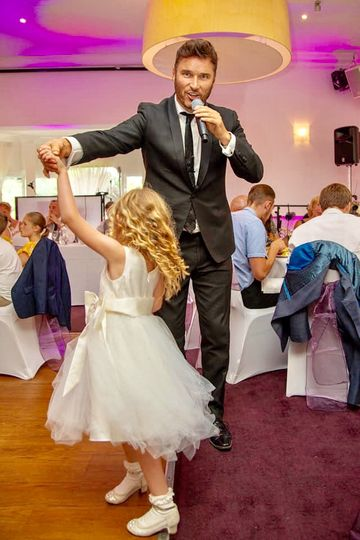 Music and DJs Michael Bublé Wedding Singer - Mikey JC 10